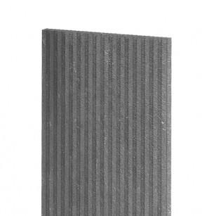 Deska rýhovaná 1500x330x30 mm, terasová, S