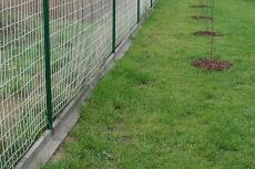 Fence footing